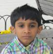 Siddharth Krishnakumar, Fairfax, Va., Winner of Junior Geography Bee