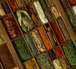 Smith & Truslow freshly ground organic spices