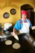 Fresh, handmade tortillas served everyday at La Choza Mexican restaurant in Huntington Beach