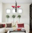 Villa Cherry Glass Chandelier From ELK Lighting