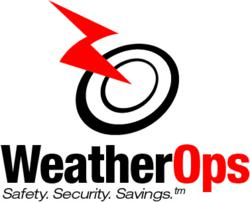 WeatherOps, powered by Weather Decision Technologies, Inc.