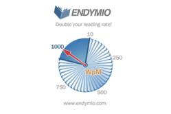 speed reading by http://endymio.com