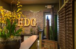Hoffman Design Group Holiday Showroom