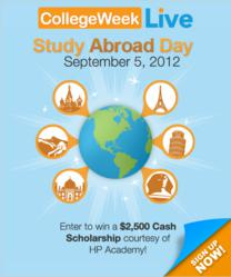CollegeWeekLive Study Abroad Day