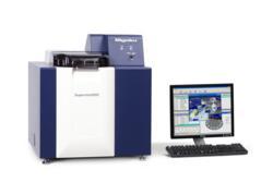 Rigaku Supermini200 wavelength dispersive X-ray fluorescence (WDXRF) spectrometer