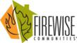 Official Logo of the National Fire Prevention Assn.'s Firewise Communities/USA® program