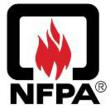 Official Logo of the National Fire Prevention Assn.