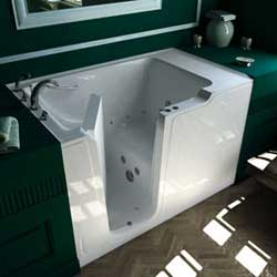 Walk In Bathtubs customized colors