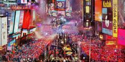 gI 81866 NewYearsEveTimesSquare Een warme en gezellige oudejaarsavond op Times Square? New York City Vakantie Packages kondigt haar partij Boven de Crowds