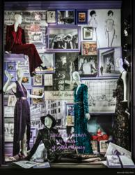 Bergdorf Goodman 111th Anniversary Windows