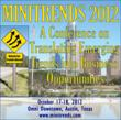 MINITRENDS 2012: A Conference on Translating Emerging Trends into Business Opportunities, Oct. 17-18, Downtown Austin, TX