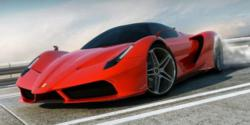Ferrari F70 hybrid