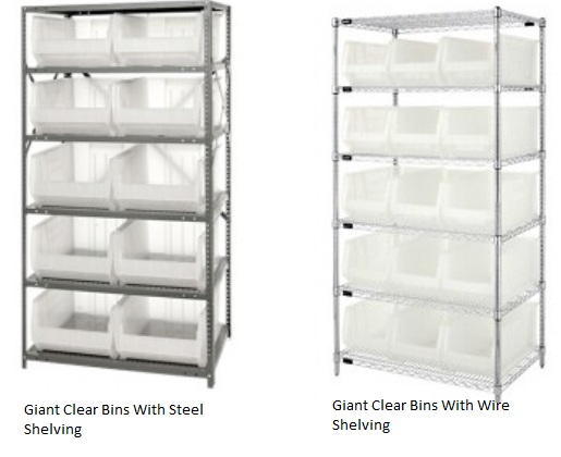 A Plus Warehouse Announces New Shelving Items Are Now