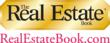 The Real Estate Book logo shield