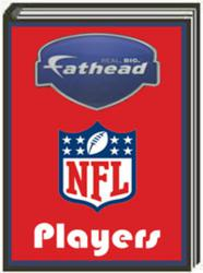 NFL Fatheads now available at Wallpaper Wholesaler.