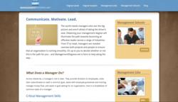 management degrees