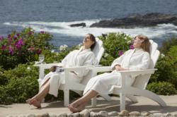 The Cliff House Resort & Spa provides relaxing spa treatments and ocean views to enhance girlfriend getaways.