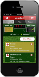 Real-time soccer games