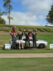 Canadian Wins New Car At Golf Tournament
