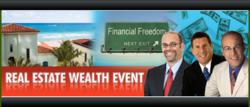 Real Estate Wealth Event With Lex Levinrad, Robert Shemin and David Dweck