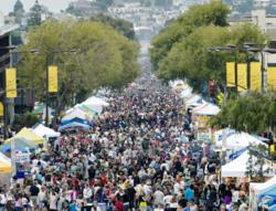 Berkeley Shoe Store Shoes on Solano Participates in 38th Annual Solano