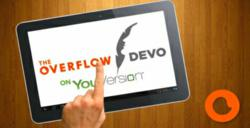 The Overflow Devo on YouVersion