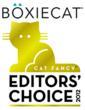 Boxiecat Cat Fancy 2012 Editors' Choice Award