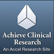 Paid Constipation Clinical Trial Now Enrolling at Achieve Clinical...