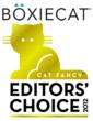 Boxiecat Cat Fancy 2012 Editors' Choice Award