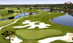 Shingle Creek Golf Course in Orlando