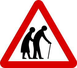 1 million motorists on UK's roads aged over 80