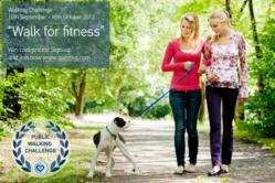 Walk for Fitness - QUENTIQ Public Challenge