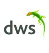 DWS Logo - a gecko