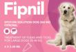 Fipnil Flea Treatment for cats and dogs