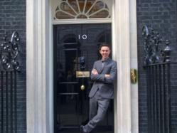 Downing Street, Start Up Games, The Givign Card