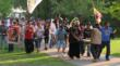 Rally in Rapid City Trumpets Sioux Tribes' Progress in Purchasing Sacred Land, Pe' Sla. Organizers Stress that More Funds Are Needed and Tribes Must Remain United