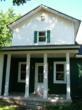 """BEFORE"" shot of Civil War era home in Michigan."