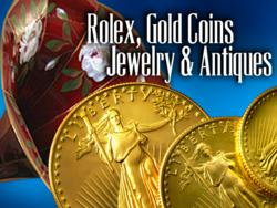 Ruby Rings, Hollywood Memorabilia & Gold Coins
