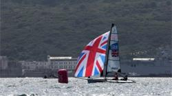 Great Britain Wins First-ever Sailing Medals