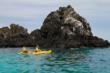 Galapagos Islands kayaking