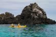 Galapagos Islands kayaking