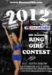 2012 BAMMA USA Guest Ring Girl Contest