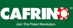 Cafrino.com Online Poker logo