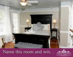 bed and breakfast, St. Augustine, FL, romantic room in Florida