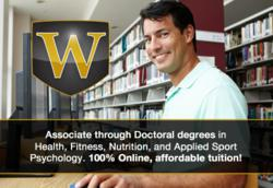 Wexford University Offers Online Masters Degree in Applied Sport Psychology with Summer Classes Starting June 24