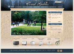 City of Coral Gables website wins 3CMA Savvy Award