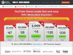 Buy YouTube Views Page