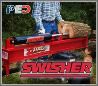 swisher log splitter, swisher log splitters
