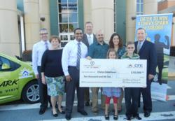 Castle Buick Gmc >> Teacher Wins $10,000 in CFE FCU's Car Sale Sweepstakes