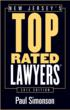 New Jersey Top Rated Lawyers